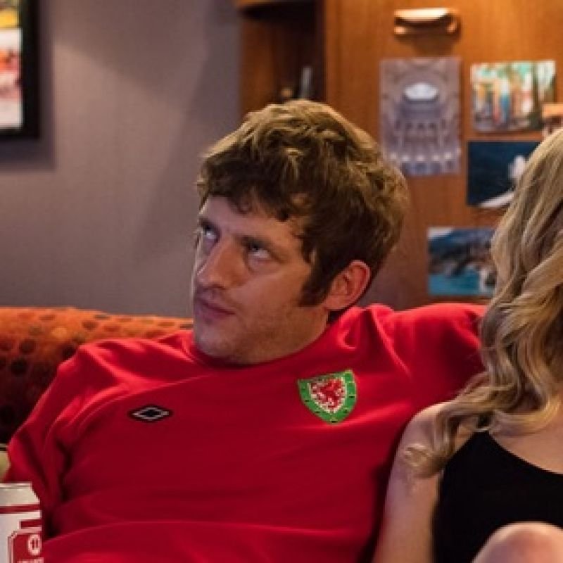 Elis James' Owen dates X Factor singer Diana Vickers in Josh tonight on BBC 1 at 11:25pm