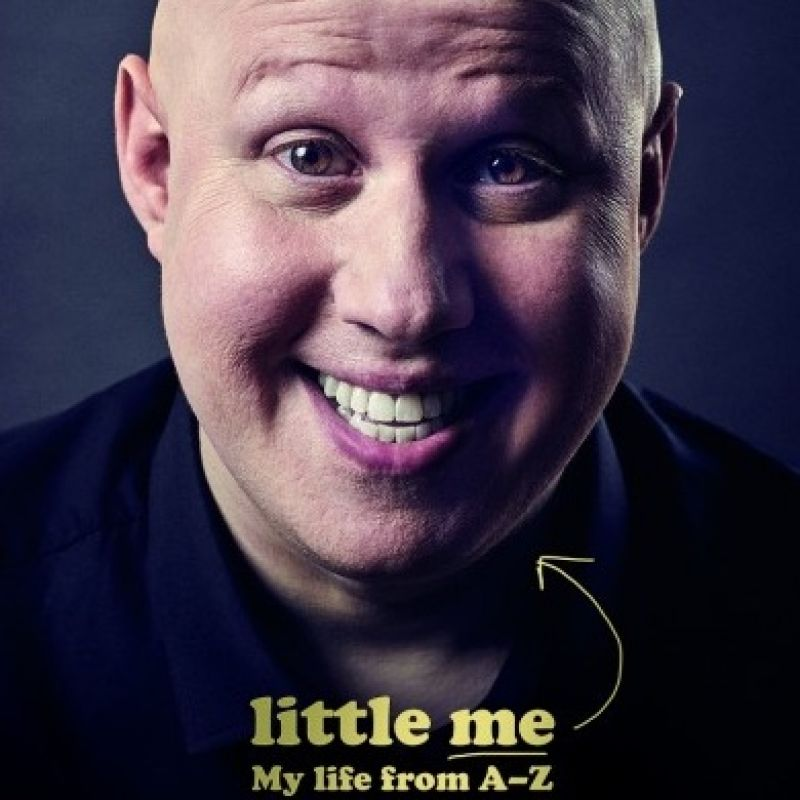 Sold out show for Matt Lucas, Little Me: My Life From A-Z