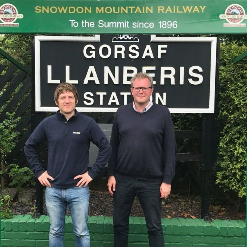 James and Jupp take a trip around Wales!