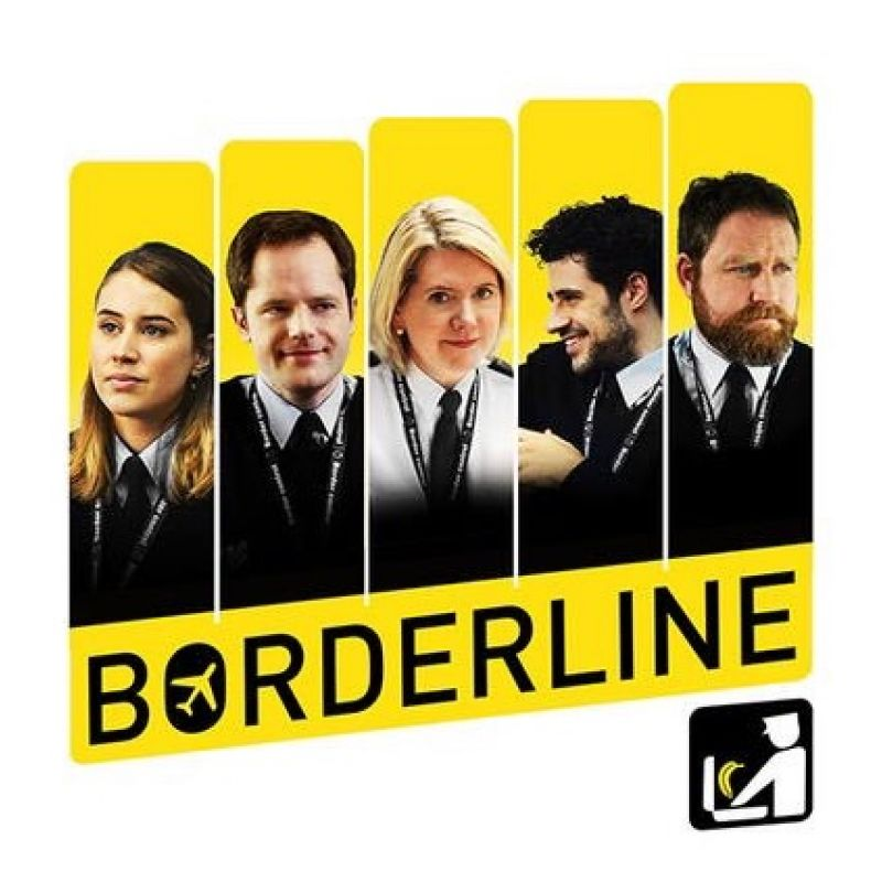 Borderline Series 2 - Narrated by Ralf Little