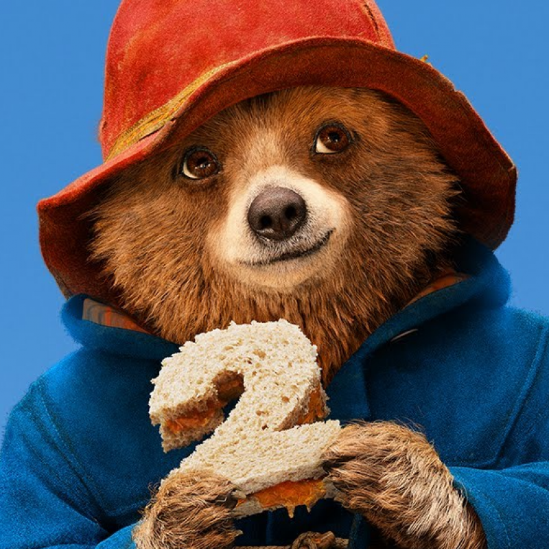 A sandwich of talent in Paddington 2
