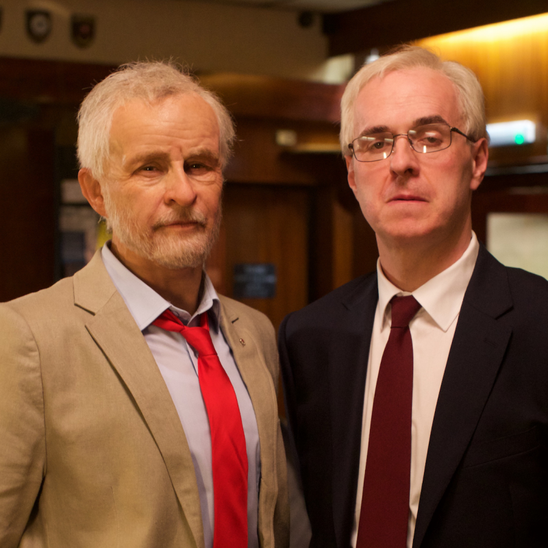 Laurence Howarth is John McDonnell