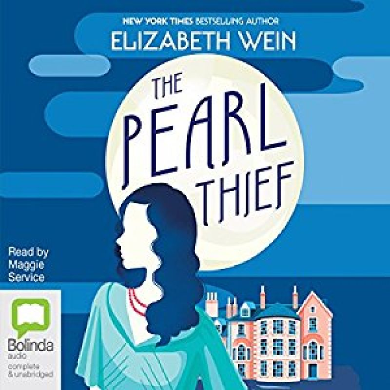 The Pearl Thief in the Top 10 for Audible