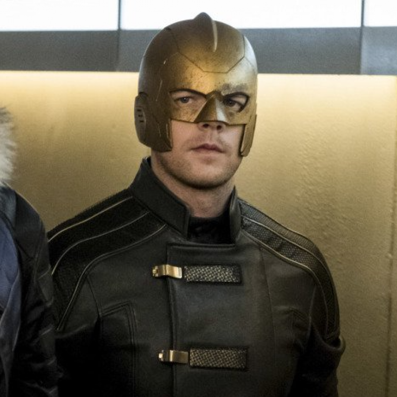 Russell Tovey is DC's The Ray!