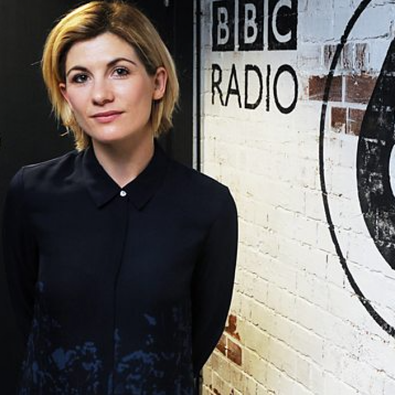 Jodie Whittaker Hosts Wise Women Segment
