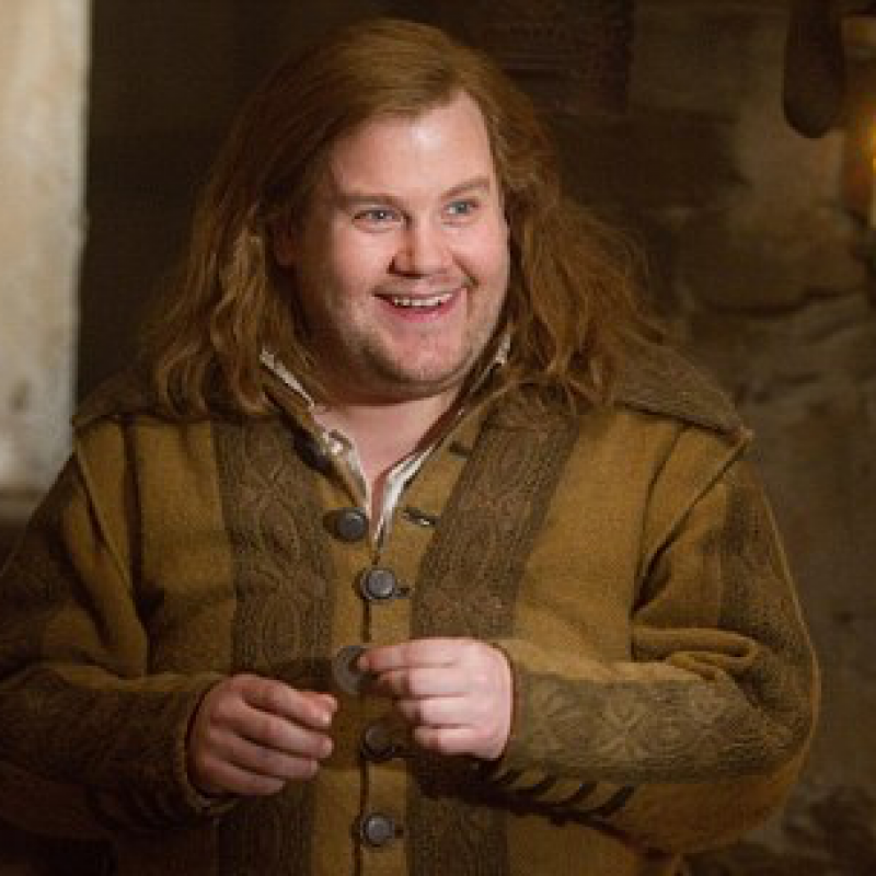 James Corden in The Three Musketeers
