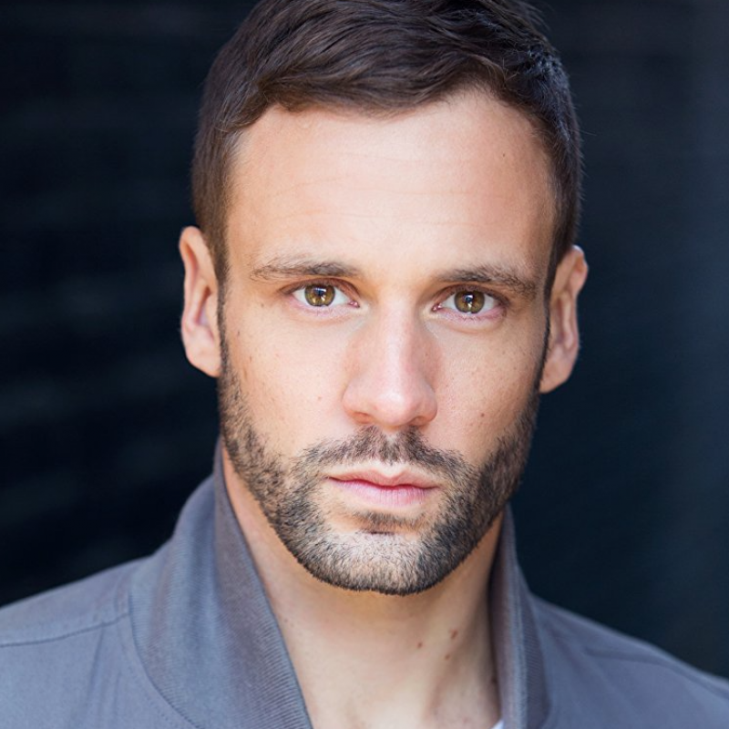 Nick Blood in Shamed