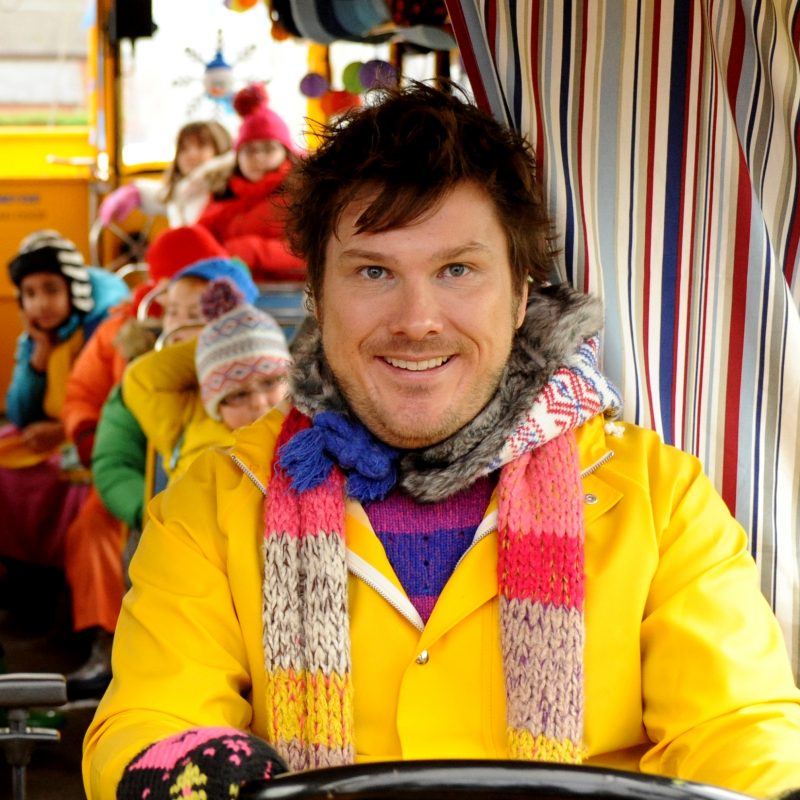 Marc Wootton in Nativity 2: Danger in the Manager!