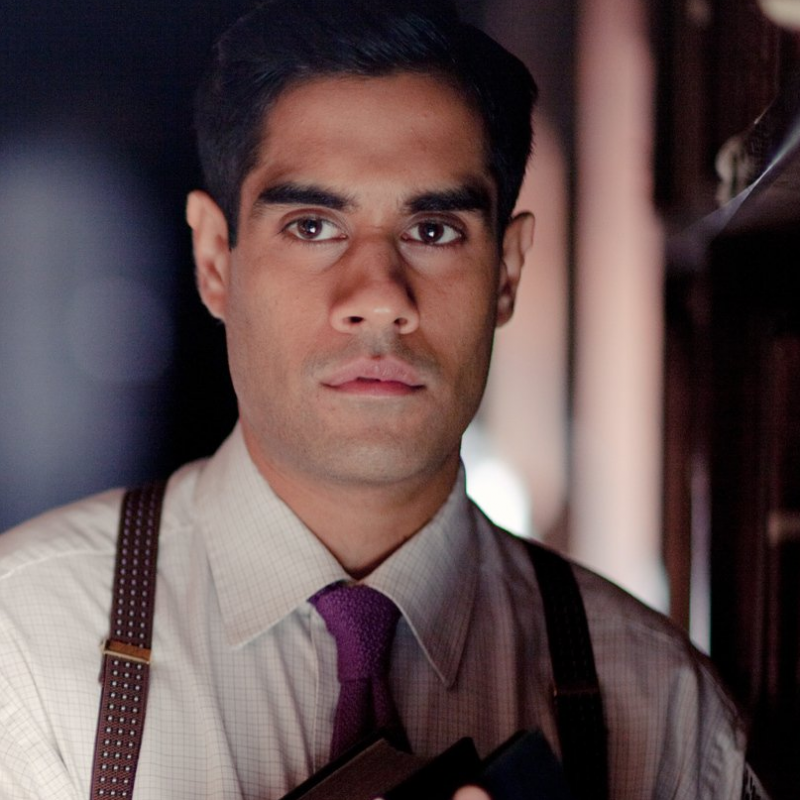 Sacha Dhawan in The Tractate Middoth