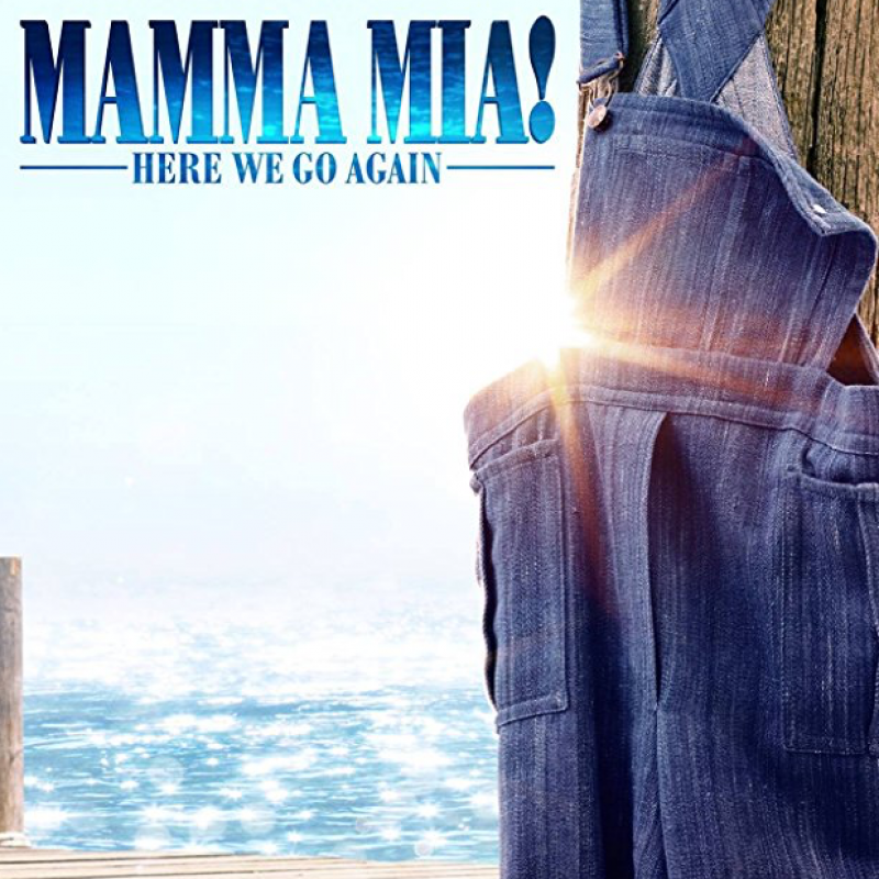 Mamma Mia! Here We Go Again Trailer released!
