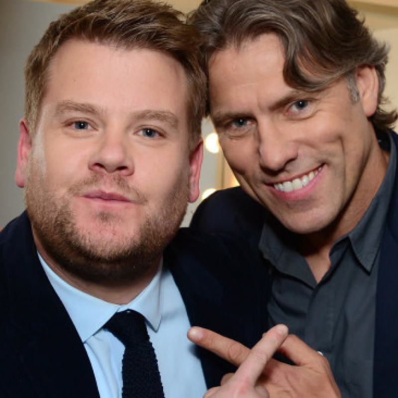 Relive John Bishop in Conversation with James Corden