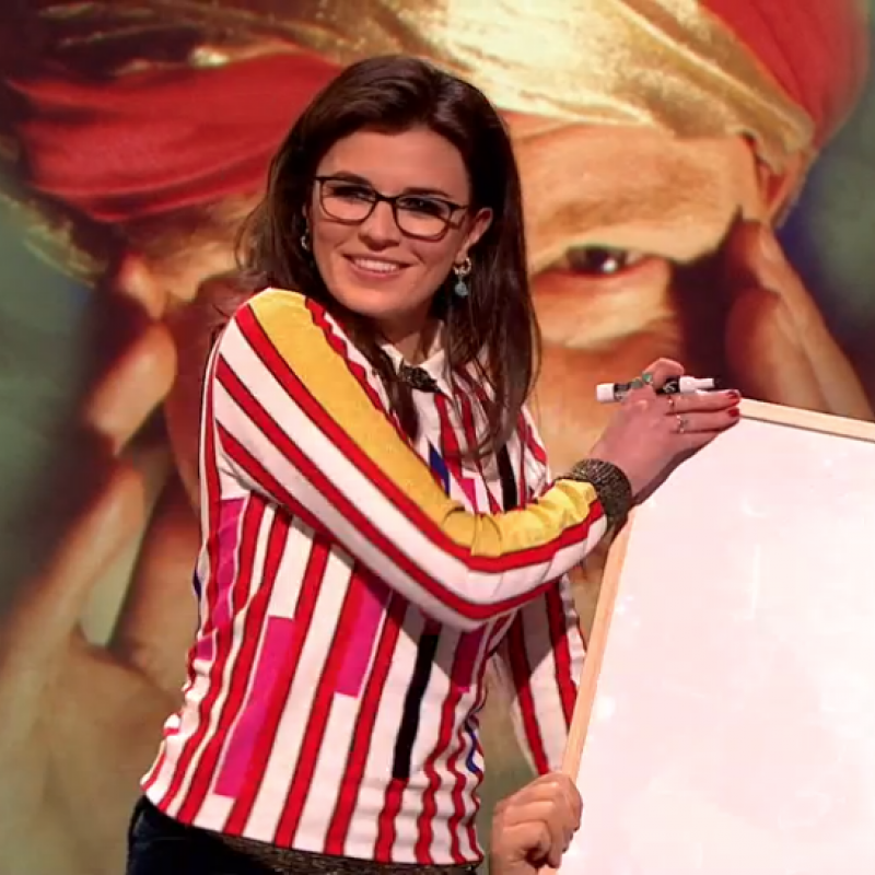 QI featuring Aisling Bea