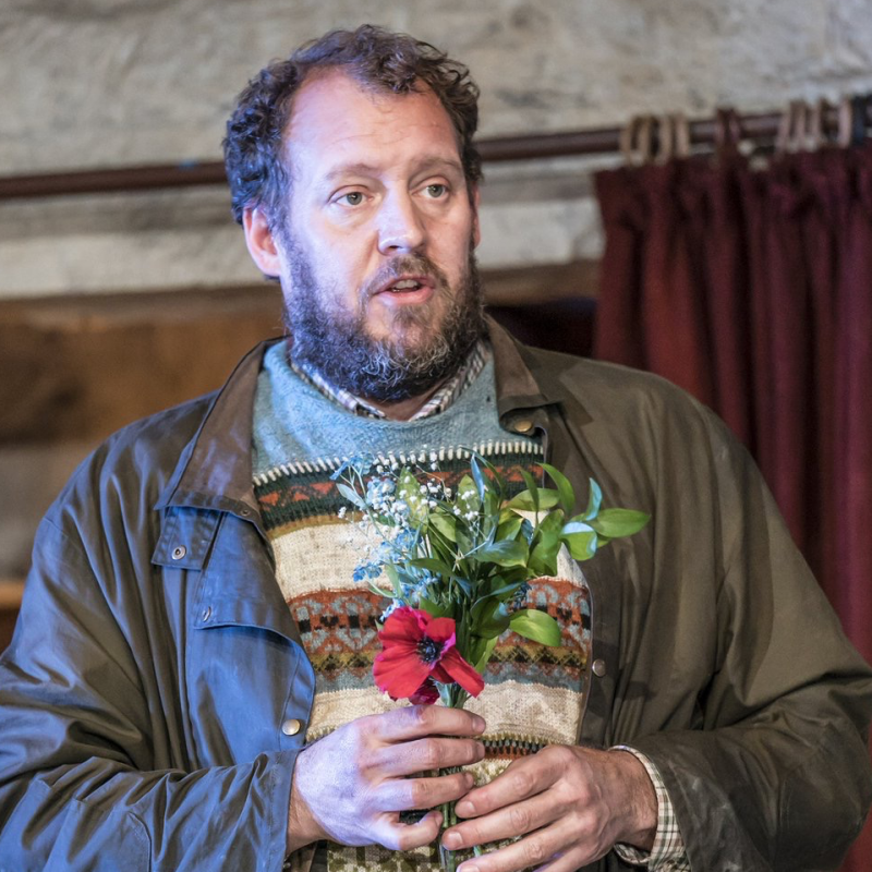 Justin Edwards in The Ferryman