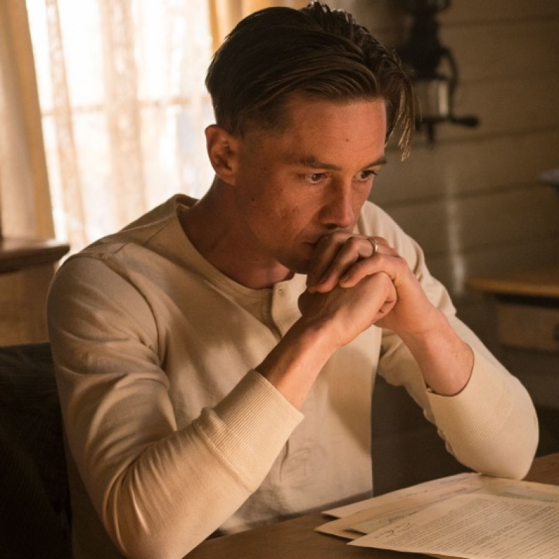 Damnation starring Killian Scott
