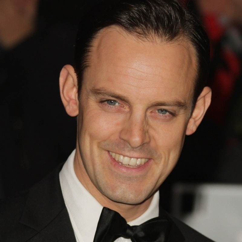 Harry Hadden-Paton in About Time