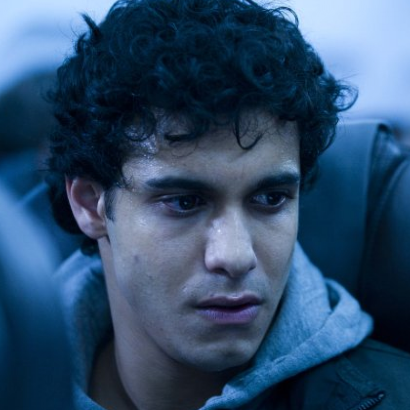 Elyes Gabel stars as Julian in thriller A Most Violent Year!