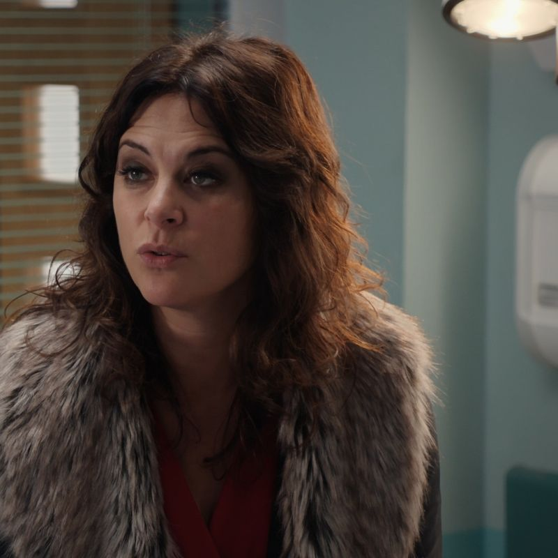 Belinda Stewart-Wilson in Casualty