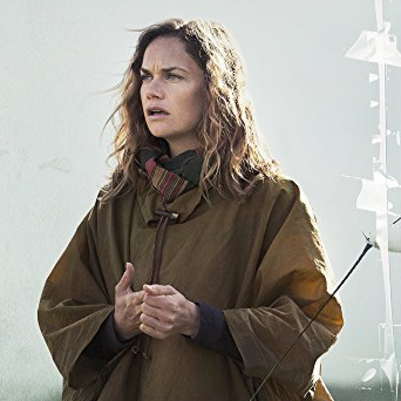 Ruth Wilson stars in Dark River
