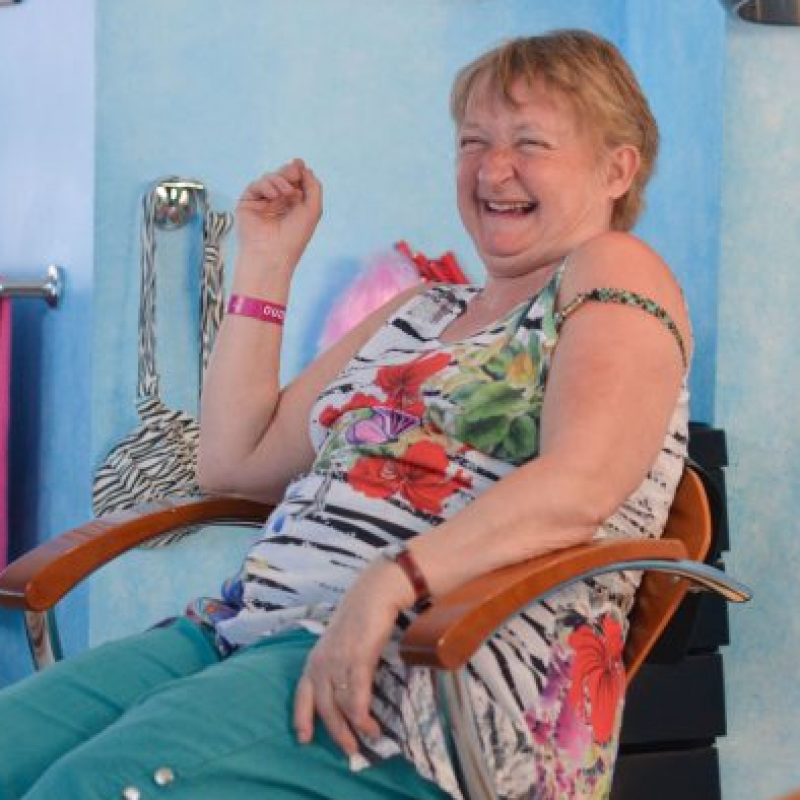Janine Duvitski reprises her role as Jacqueline in Benidorm