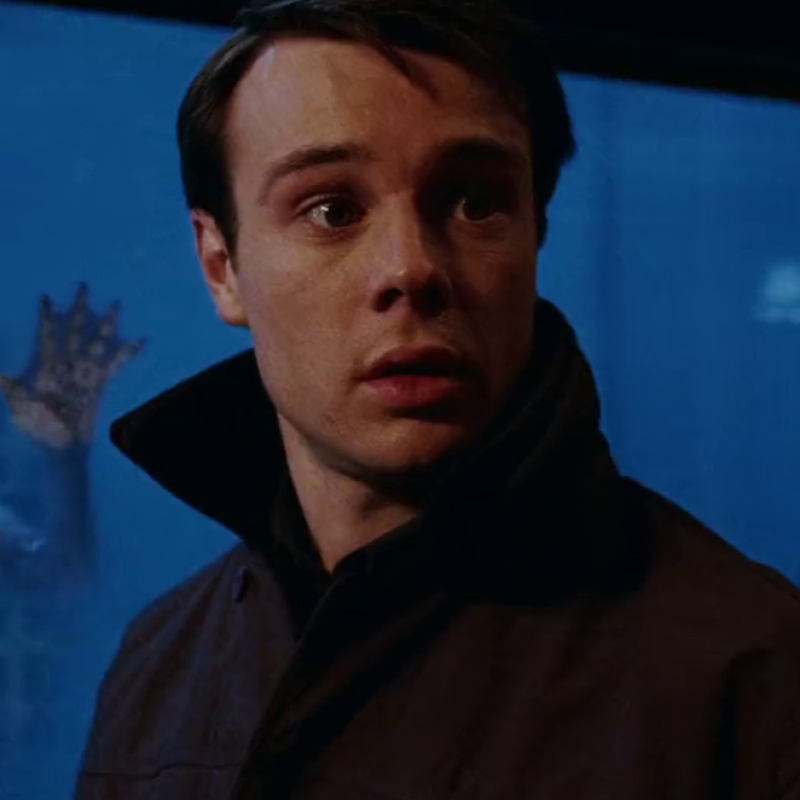 Get your comic book kicks with Hellboy starring Rupert Evans