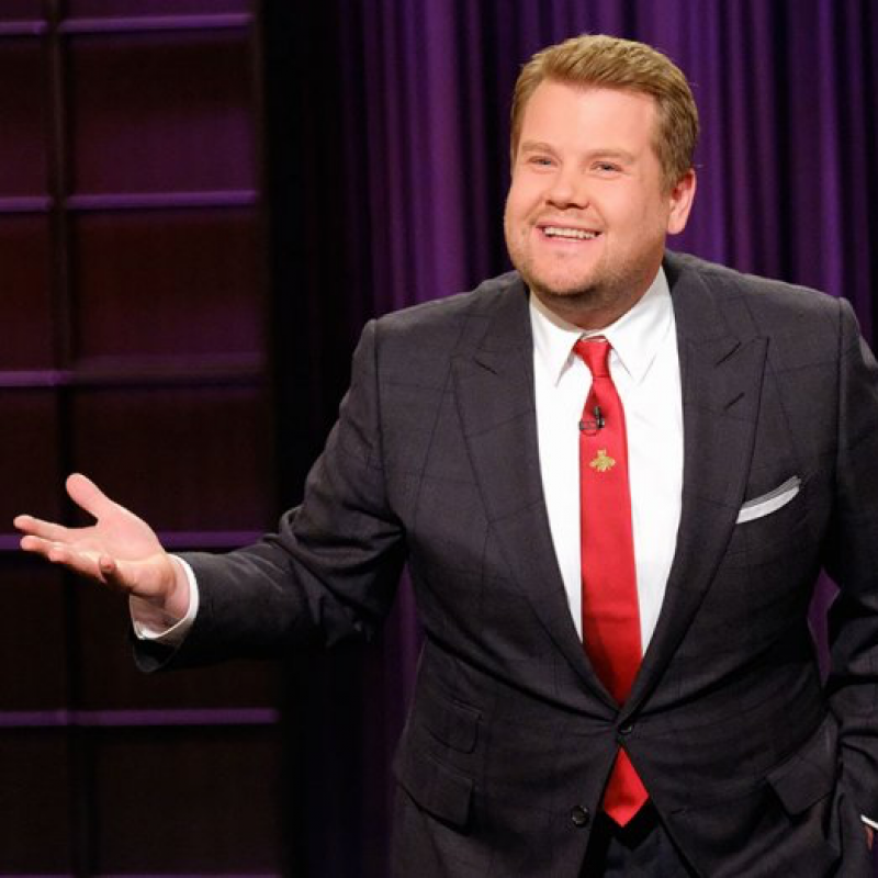Brand new series of The Late Late Show with James Corden