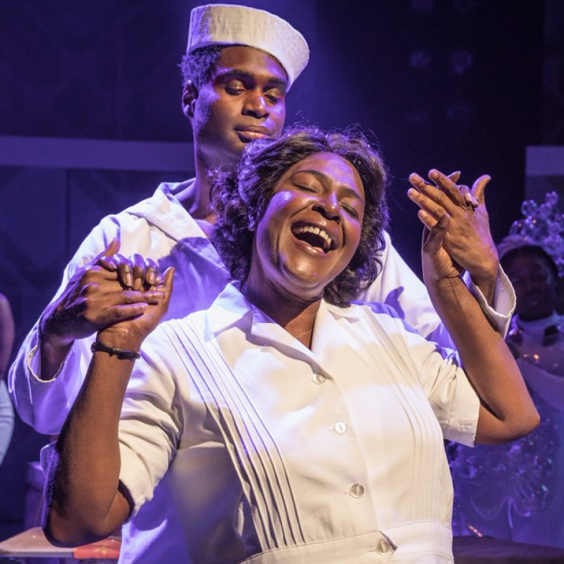 Sharon D Clarke and Ako Mitchell return for the West End run of Caroline or Change