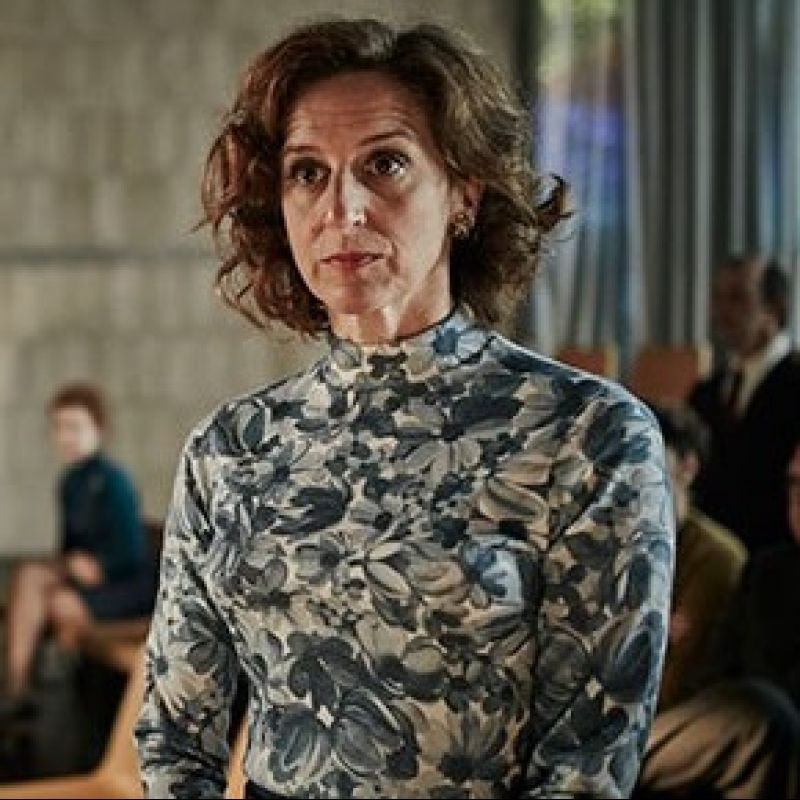 Abigail Thaw is back in Series 5 of Endeavour