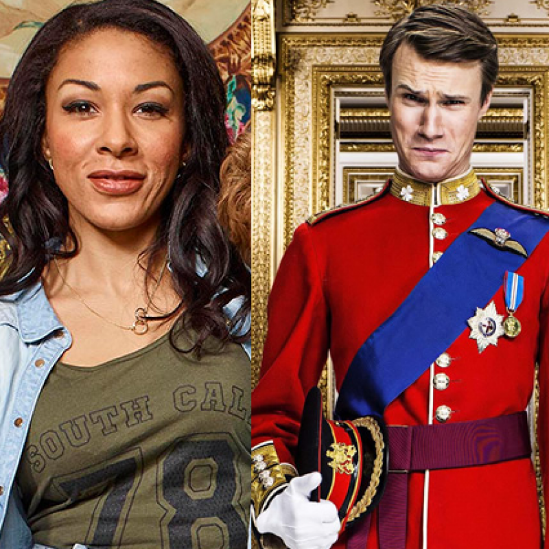 The Windsors will be back for a wedding special! Hugh Skinner and Kathryn Drysdale star!