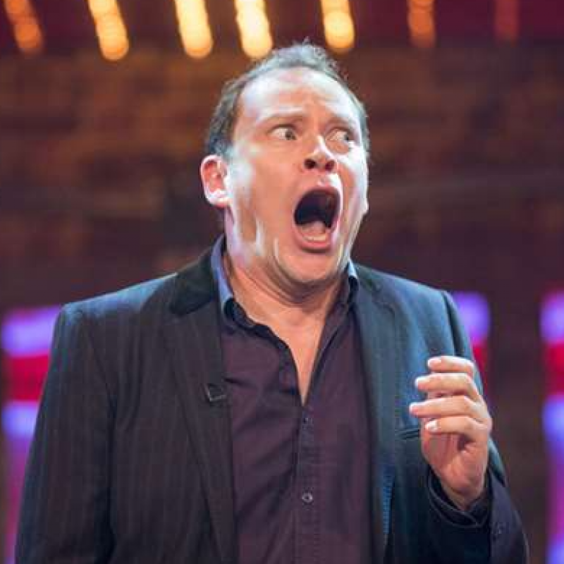 Robert Webb takes on the biggest challenge ever…Lip Sync Battle UK