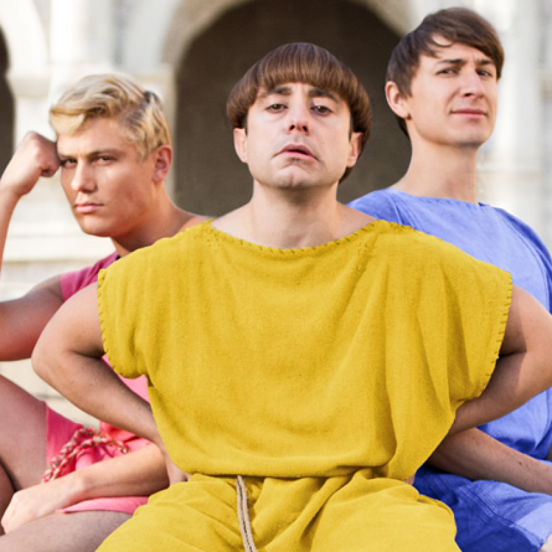 Ryan Sampson returns for season 4 of Plebs