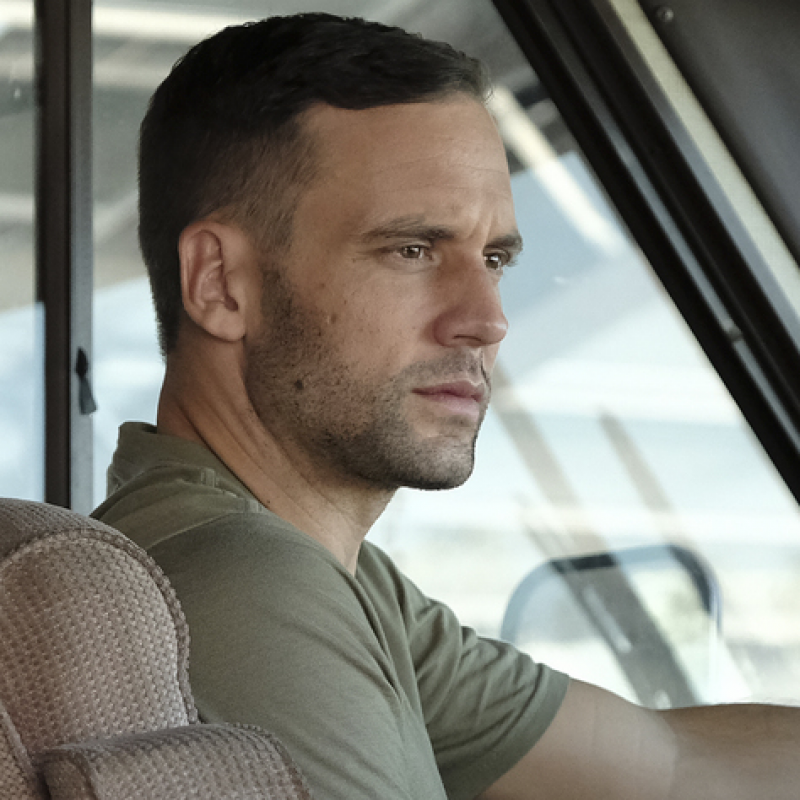 New episode of Agents of S.H.I.E.L.D. starring Nick Blood