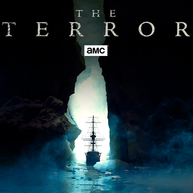 New thriller The Terror: The story of the Royal Naval arctic expedition