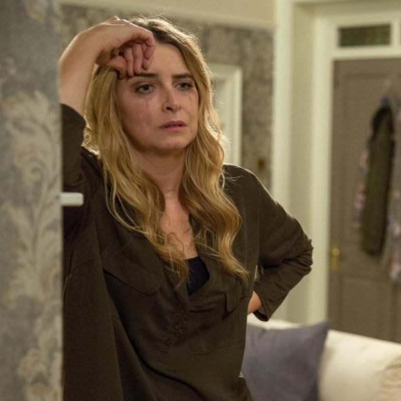 Charity Dingle confronts her past in new episodes of Emmerdale