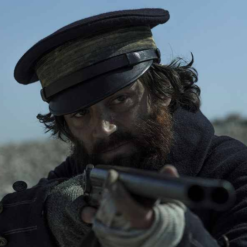 New thriller The Terror starring Matthew McNulty