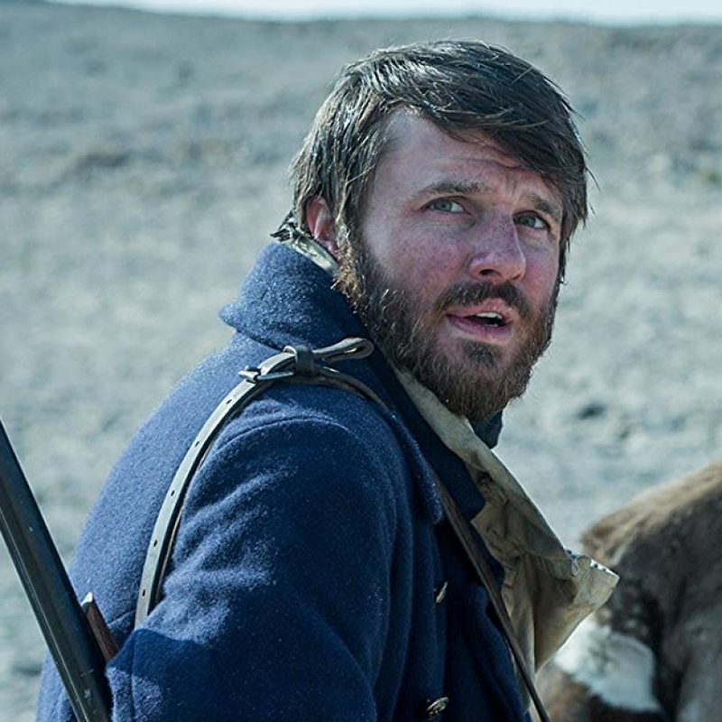 Ronan Raftery in drama series: The Terror