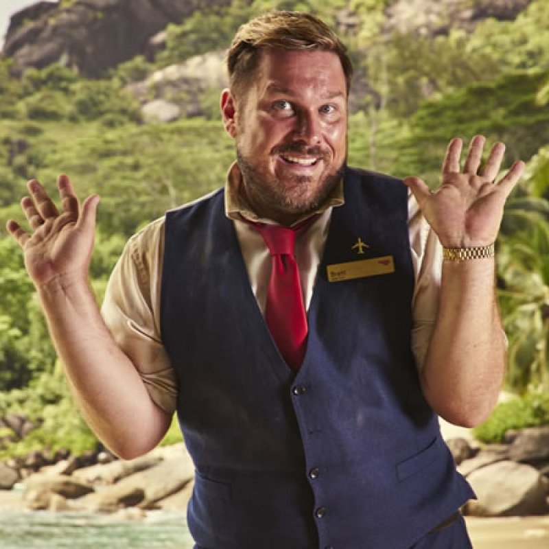 Marc Wootton stars in new comedy series High & Dry