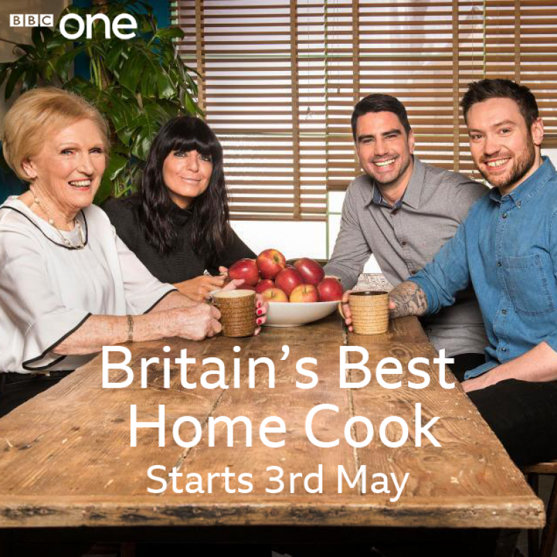 Britain's Best Home Cook with Claudia Winkleman