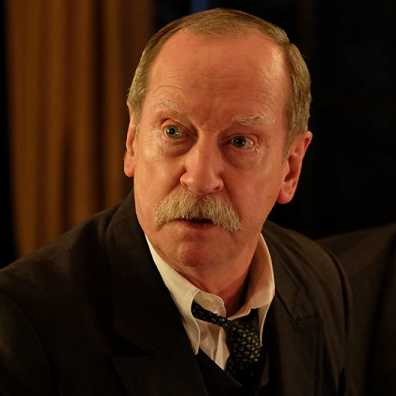 Urban Myths: Agatha Christie starring Bill Paterson