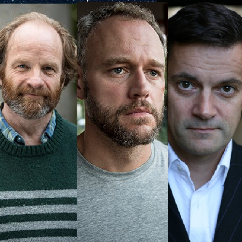 New series Innocent stars Adrian Rawlins, Elliot Cowan and Tony Gardner