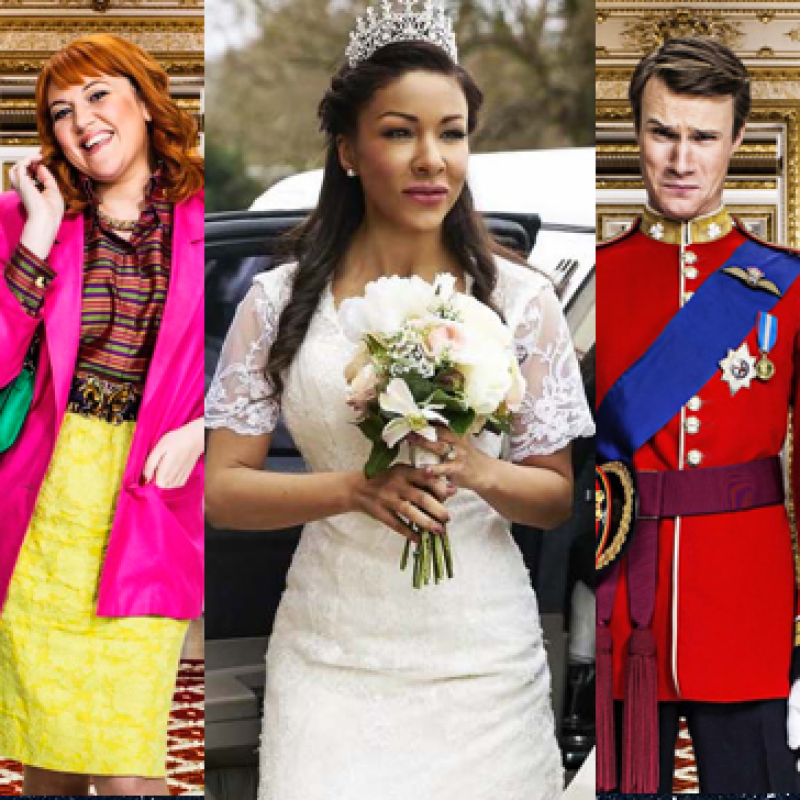 The Windors Royal Wedding Special starring Kathryn Drysdale, Hugh Skinner and Katy Wix