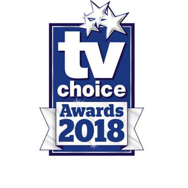 Congratulations to our TV Choice award 2018 nominees