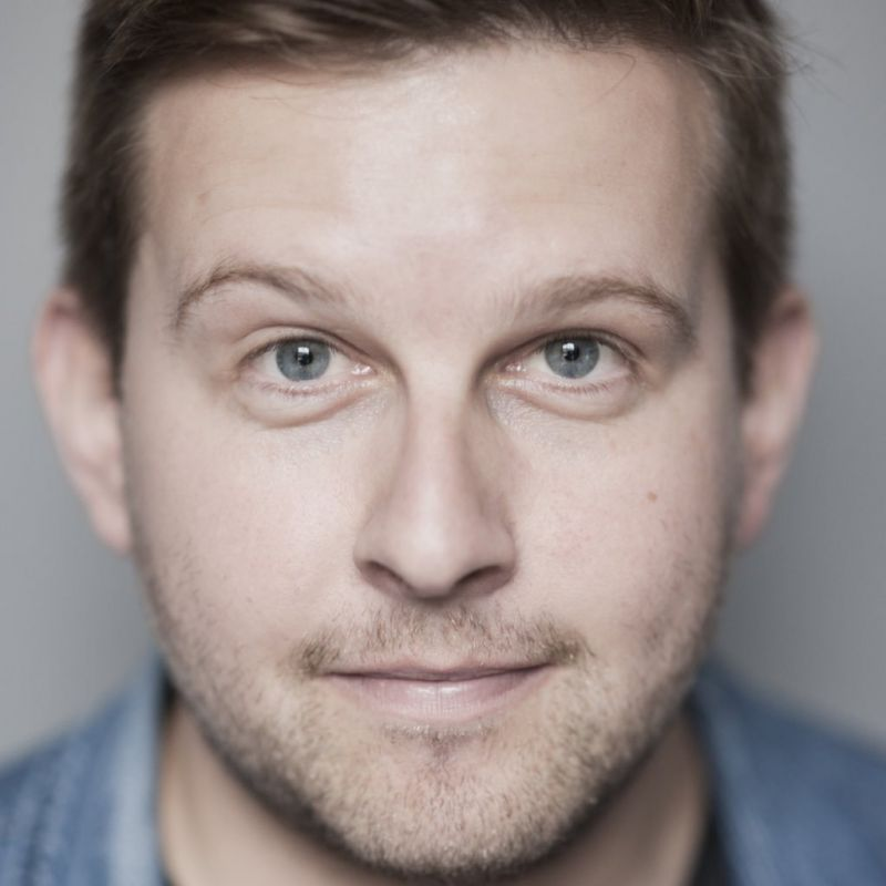 Greg McHugh stars in The Grönholm Method at The Menier Chocolate Factory