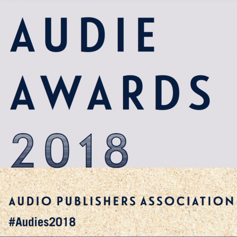 Two Audie Awards for Robert Bathurst!