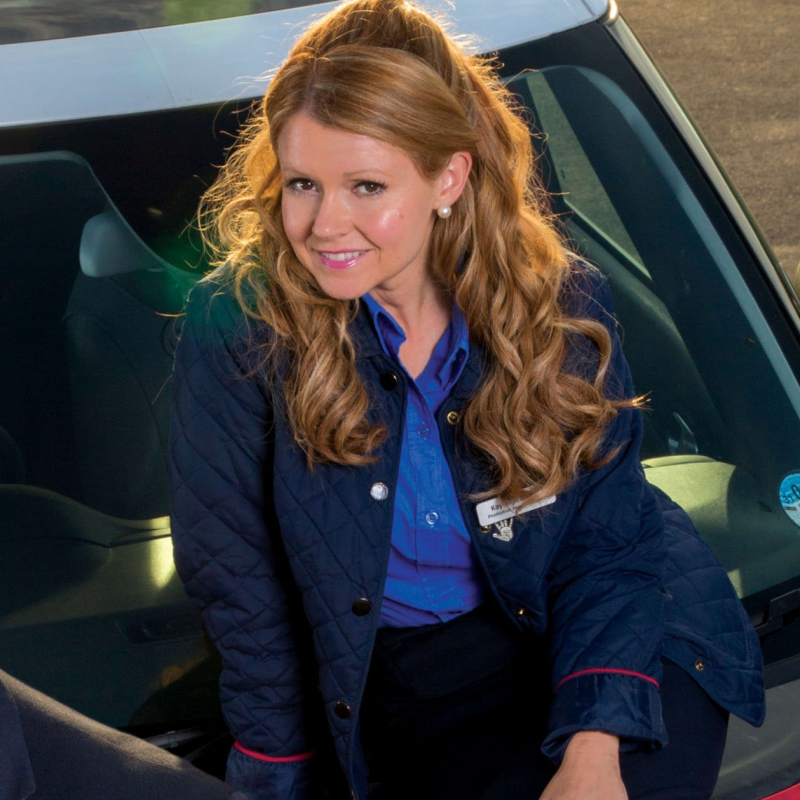 Car Share: The Finale with Sian Gibson