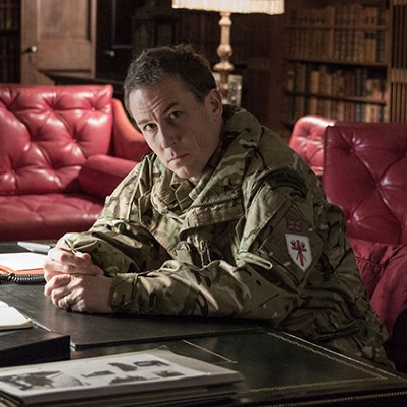 BBC2 King Lear adaptation starring Tobias Menzies