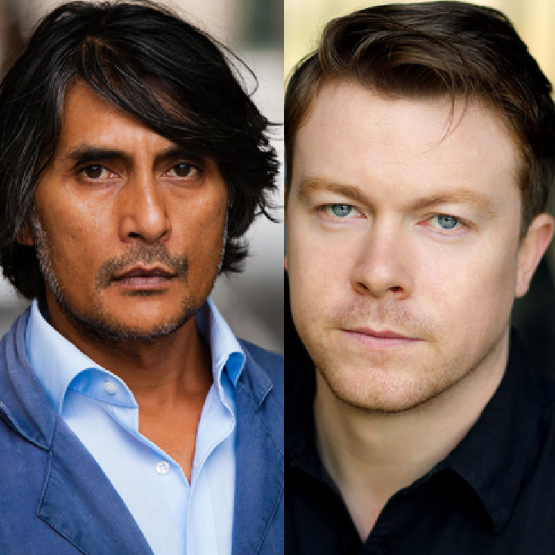 Series 2 of Flowers featuring Daniel Rigby & Ramon Tikaram