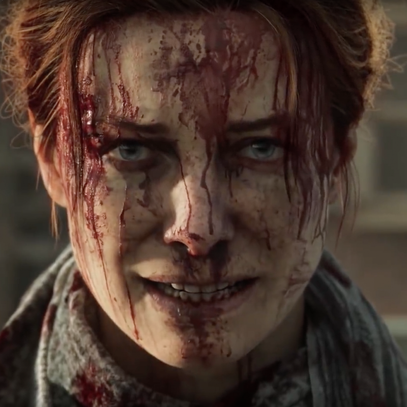E3 releases the new Overkill's The Walking Dead game Trailer starring Deirdre Mullins