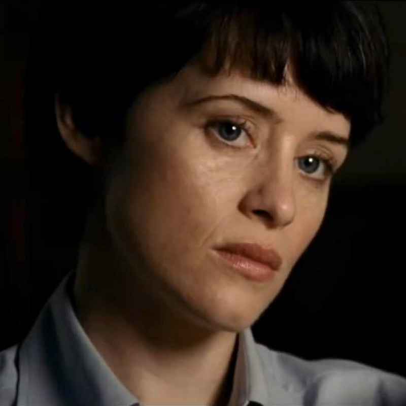 Claire Foy stars in new biopic First Man