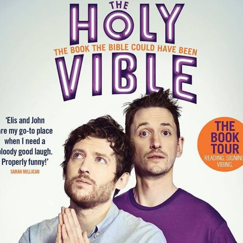The Book The Bible Could Have Been - The Holy Vible