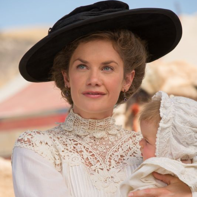 Saving Mr Banks featuring Ruth Wilson